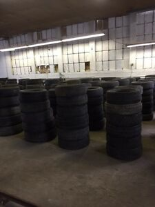 Tires on sale 15$ per  winter