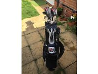 Wilson Staff Golf Clubs