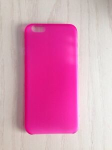 Brand new Pink case for iPhone 6 and iPhone 6S Kitchener / Waterloo Kitchener Area image 1