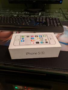 Unlocked 16 GB iPhone 5s - MINT - Quick Sale