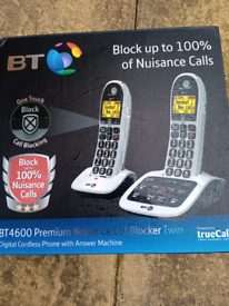 BT Phone Set With Answerphone