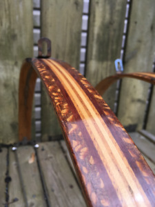 Woody's Wood Bicycle Fenders
