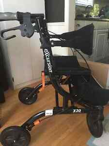 Medical Walker Excellent Condition $105 obo. London Ontario image 2