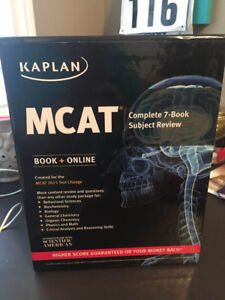 KAPLAN Complete 7-Book Subject Review