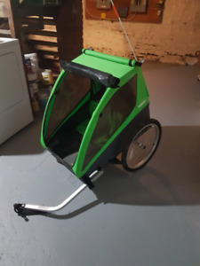Child bike trailer - THULE CADENCE 2