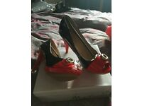 Brand new peep toe heels size 6