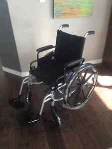 "Large 24"" Wheelchair - NEW"