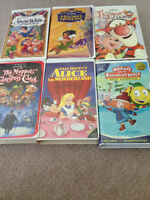 Great Childrens VHS's
