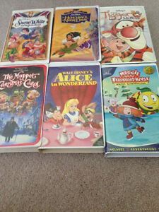 Great Childrens VHS's London Ontario image 1
