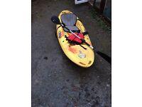 Kayak, Tootega Pulse