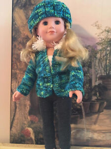 """18"""" American/Canadian Doll clothes, hand-made Kingston Kingston Area image 5"""