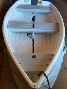 Walker Bay Dinghy with Inflatable tubes