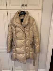 Womens Goose Down Winter Coat  - Size Small
