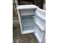 Under counter fridge freezer in mint condition with s warranty