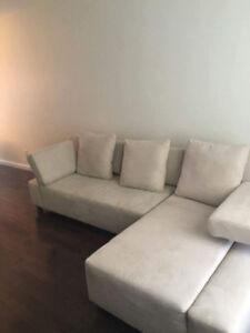 Divan sectionnel structube / sectional couch structube