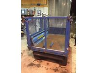 Fleming TR1 tipping trailer
