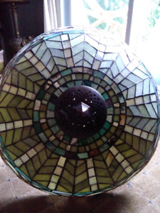 Hanging tiffany lamp light chandelier lustre lampe