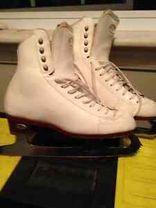 Riedell Figure Skates Size 5.5