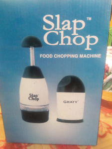Slap Chop, for sale, never used