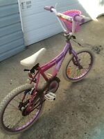 Girls bike for sale must go