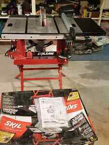 "Skil 10"" 3.0 hp Table Saw"