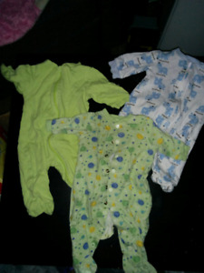 3 newborn sleepers