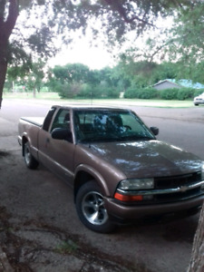 2002 chevy S10 for sale