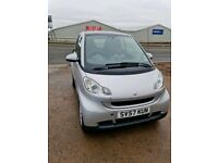 Smart, FORTWO COUPE, Coupe, 2007, Semi-Auto, 999 (cc), 2 doors
