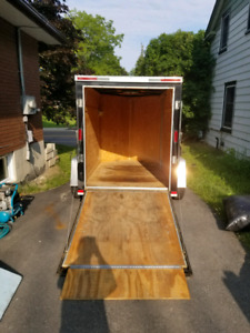 **5x8 Trailer with Electric Brakes**
