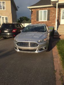 2013 Ford Fusion Cuir Berline