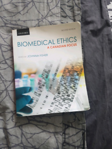 Biomedical ethics textbook