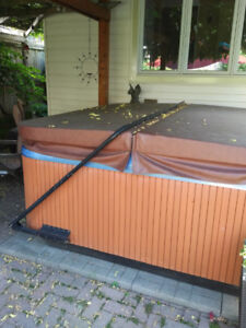 hot tub insulated cover