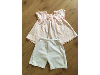 John lewis baby girl outfit