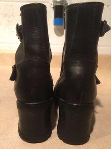 Women's Aldo Grip Slip Heels Size 7.5 London Ontario image 3