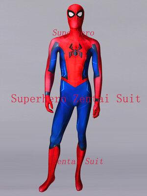 Spiderman Homecoming Costume Amazing WPossible Spider Sequel Hallowen Cosplay ](Hallowen Costums)
