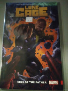 LUKE CAGE: SINS OF THE FATHER TPB