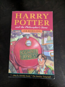 Harry Potter and the Philosopher's Stone (Soft Cover)