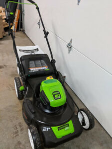 Greenworks Batteries   Kijiji - Buy, Sell & Save with Canada's #1