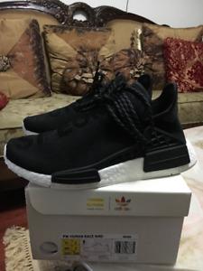 Adidas Human Race NMD Black Size 7.5