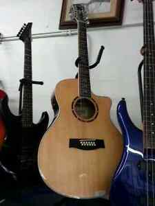 Hagstrom 12 String Acoustic Electric