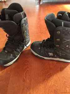 Men's size 12 snow board boots