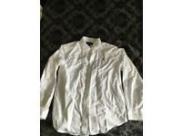 Ralph Lauren xl boys white oxford shirt