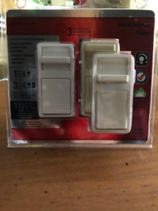 7 switch slide dimmers brand new never opened