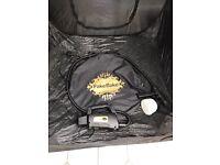 Fake Bake Spray Tanning Machine and Tent