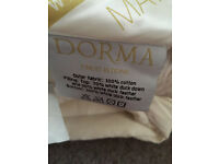 Dorma Luxury Feather & Down 300 thread count mattress topper