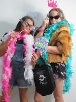 glam girls spa and teen birthday party packages  THE BEAUTY BOX