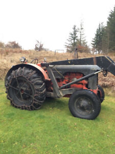 1942 Case Model D Tractor for Sale