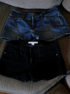 Teen girl name brand closet clean out