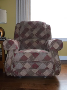 Genuine Lazyboy Recliner  REDUCED