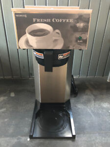 """""""Newco"""" pour over industrial coffee maker"""